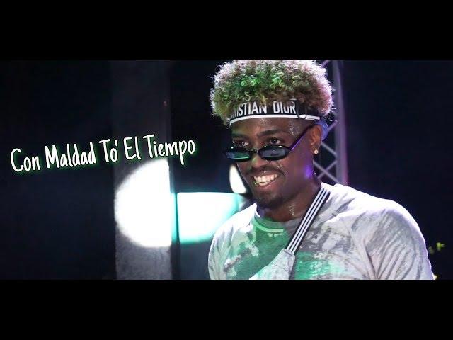 Wildey – Con Maldad To' El Tiempo (Video Oficial)