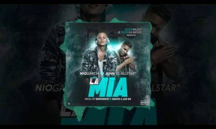 """Nio Garcia feat Juhn """"El All Star"""" – La Mia  (Audio Video)"""