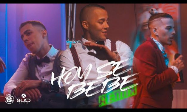 Nio Garcia, Rauw Alejandro & Brytiago – Hoy Se Bebe (Remix) Video Oficial