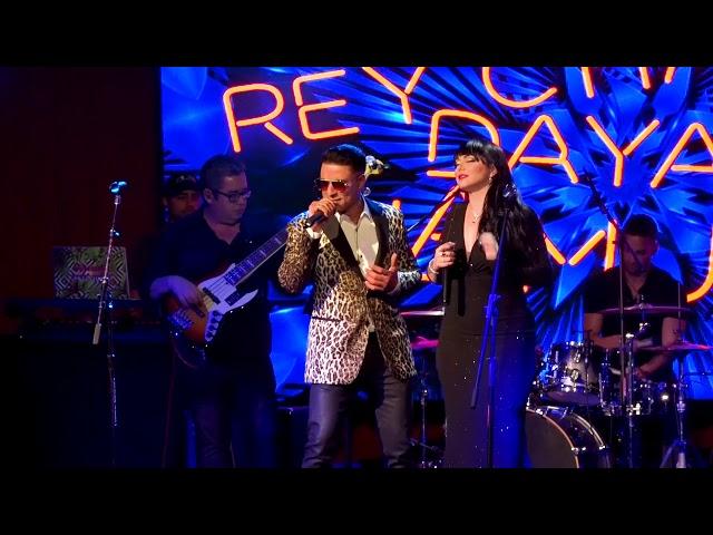 Rey Chavez & Dayami La Musa – Contigo (LIVE – Flamingo Theater bar)