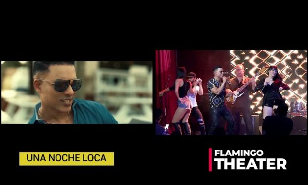 Rey Chavez & Dayami La Musa – Una Noche Loca (LIVE – Flamingo Theater Bar)
