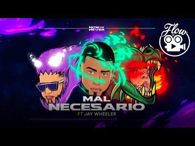 Nio Garcia & Casper Magico Ft. Jay Wheeler – Mal Necesario (Audio Oficial)