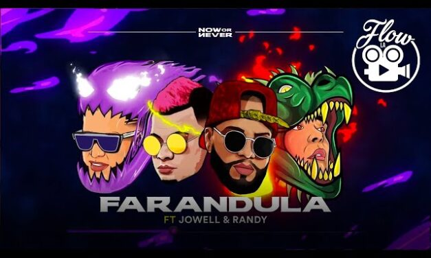 Nio Garcia & Casper Magico Ft. Jowell & Randy – Farandula (Audio Oficial)