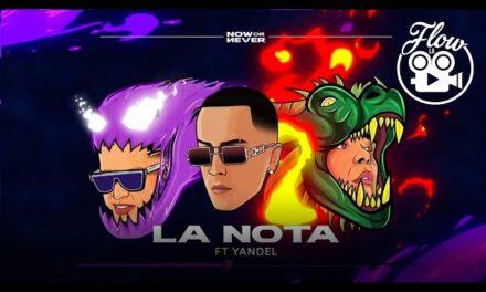 Nio Garcia & Casper Magico Ft. Yandel – La Nota (Audio Oficial)